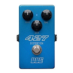 BBE 427 Distortion Guitar Effects Pedal (FD-427P)