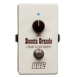 BBE Boosta Grande Guitar Effects Pedal (BG-20)