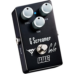 BBE G Screamer OG-1 Gus G Signature Overdrive Guitar Effects Pedal (OG-1)
