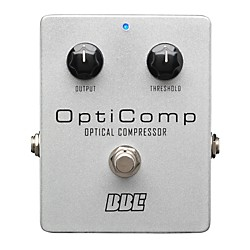 BBE OptiComp Compressor Guitar Effects Pedal (OC-5)