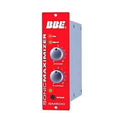 BBE SM500 500 Series Single-Channel Sonic Maximizer (SM500)