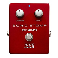 BBE Sonic Stomp Sonic Maximizer Guitar Effects Pedal (SS-92)