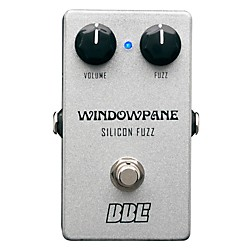 BBE Windowpane Silicon Fuzz Guitar Effects Pedal (WP-69)