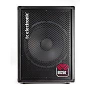 TC Electronic BG250-115 250W 1x15  Bass Combo Amp with 2 TonePrint Slots