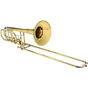 S.E. SHIRES BII 7YM Custom Model Axial-Flow Bass Trombone