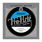 D'Addario BNH-3T Pro-Arte Hard Tension Classical Guitar Strings Half Set