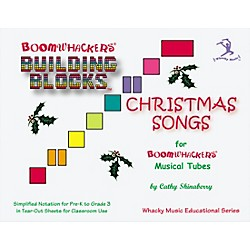 BOOMWHACKERS Boomwhackers Building Blocks Christmas Songs Book (BVCT)