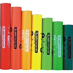 BOOMWHACKERS Boomwhackers Tubes Treble Extension Set (BWEG)