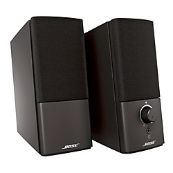 BOSE Companion 2 Series III Multimedia Speaker System (354495-1100)