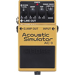 BOSS AC-3 Acoustic Simulator (AC-3)