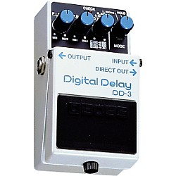 BOSS DD-3 Digital Delay Pedal (DD-3)