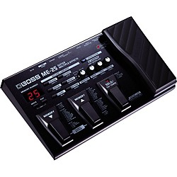BOSS ME-25 Guitar Multi-Effects Pedal (ME-25)