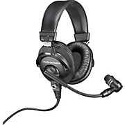 Audio-Technica BPHS1 Broadcast Stereo Headset with Dynamic Boom Mic