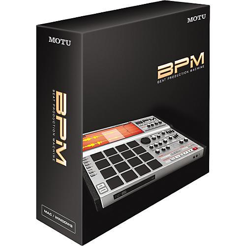 MOTU BPM Beat Production Machine Virtual Instrument-thumbnail