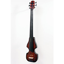 BSX Bass Flip Series Solid-Body Electric Upright Bass with Tripod Stand (USED007002 9000 Tripod)