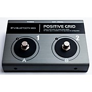 Positive Grid BT2 Bluetooth MIDI Footswitch