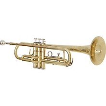Bundy BTR-300 Series Student Bb Trumpet