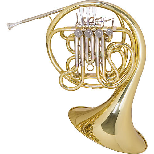 Woodwind & Brasswind BW203 Series Double Horn Lacquer