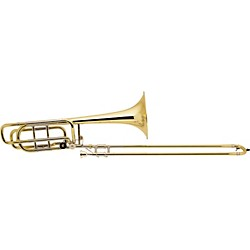 Bach 50A Series Bass Trombone with Hagmann Valve (50A3)