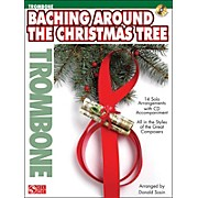 Cherry Lane Baching Around The Christmas Tree (Trombone) Book/CD