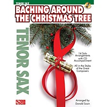 Cherry Lane Baching Around the Christmas Tree Instrumental Play-Along Series Book with CD
