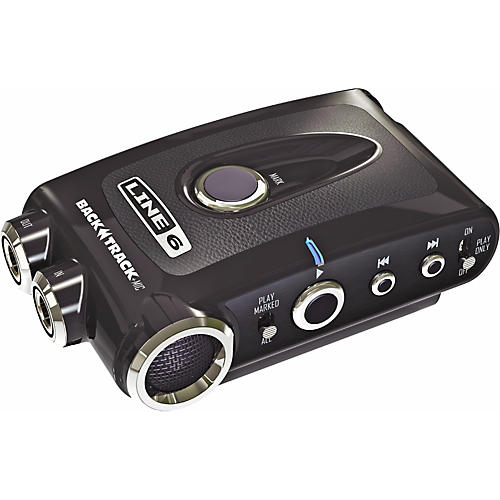 Line 6 BackTrack Instant Replay Recorder With Microphone