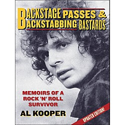 Backbeat Books Backstage Passes & Backstabbing Bastards (331934)