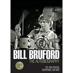 Backbeat Books Bill Bruford - The Autobiography (332836)
