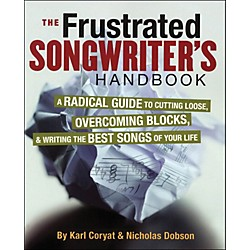 Backbeat Books Frustrated Songwriter's Handbook (331412)
