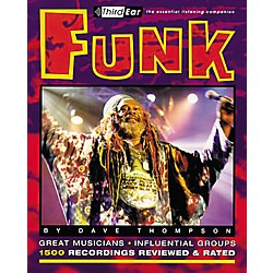 Backbeat Books Funk - Listening Companion Book (330736)