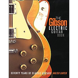 Backbeat Books Gibson Electric Guitar Book (331792)