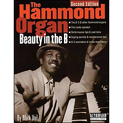 Backbeat Books Hammond Organ - Beauty In The B - 2nd Edition Softcover (330952)
