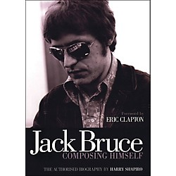 Backbeat Books Jack Bruce Composing Himself (332875)