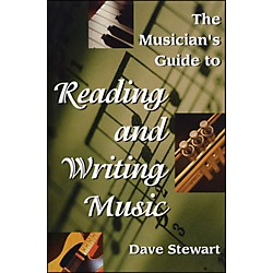 Backbeat Books Musician's Guide To Reading & Writing Music (330474)