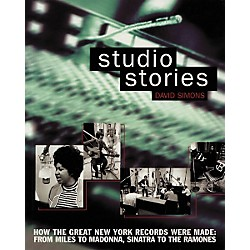 Backbeat Books Studio Stories Book (331249)