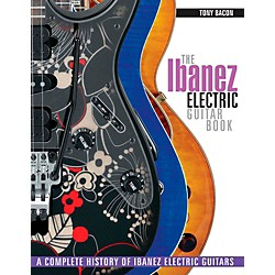 Backbeat Books The Ibanez Electric Guitar Book - A Complete History Of Ibanez Electric Guitars (333185)