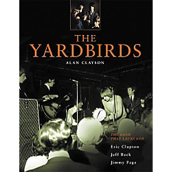 Backbeat Books The Yardbirds Book (330988)