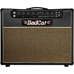 Bad Cat Black Cat 15 15W 1x12 Tube Guitar Combo Amp (BLC15US-K112)