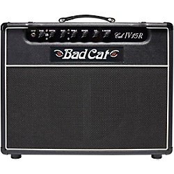Bad Cat Cub III 15w 1x12 Guitar Combo Amp with Reverb (Cub III  15 R 112)