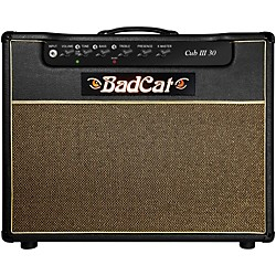 Bad Cat Cub III 30w 1x12 Guitar Combo Amp (Cub III 30 112)