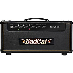 Bad Cat Cub III 30w Guitar Head (Cub III  30 HD)