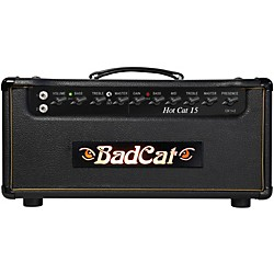 Bad Cat Hot Cat 15w Guitar Amp Head (HC 15 HD)