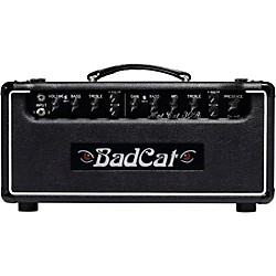Bad Cat Hot Cat 30w Guitar Amp Head with Reverb (HC 30 R HD)