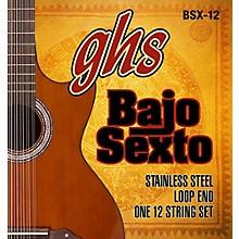 GHS Bajo Sexto 12-String Guitar String Set
