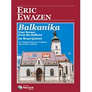 Theodore Presser Balkanika (Book + Sheet Music)