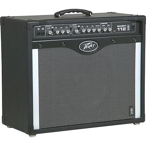 Peavey Bandit 112 Guitar Amplifier with TransTube Technology-thumbnail