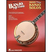 Hal Leonard Banjo Method More Easy Banjo Solos