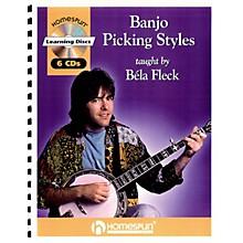 Homespun Banjo Picking Styles Banjo Series Performed by Béla Fleck