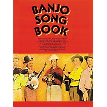 Music Sales Banjo Song Book Music Sales America Series Softcover