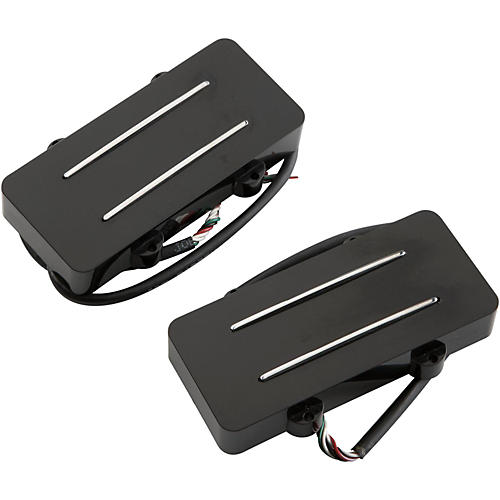 JBE Pickups (Barden) JM Two/Tone Guitar Bridge and Neck Pickup Set for Jazzmaster-thumbnail